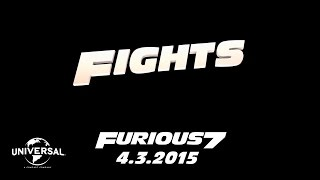The Road to Furious 7 - Fights (HD)