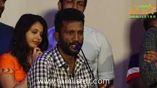Nenjil Thunivirundhal Movie Trailer Launch