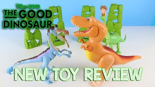 The Good Dinosaur Toy Review