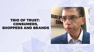Trio Of Trust- Consumers  Shoppers and