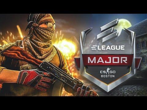 CS:GO - ELEAGUE Major 2018 (Fragmovie)