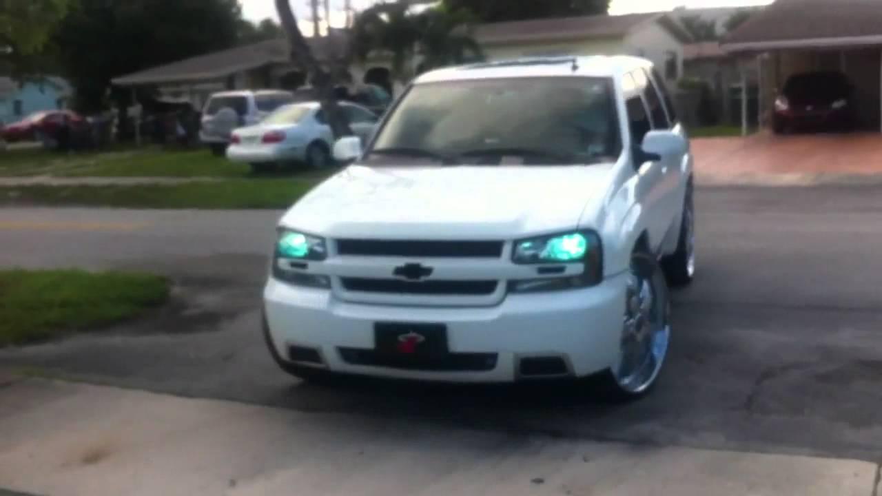 Chevy Trailblazer Ratings >> Chevrolet Trailblazer SS on 26s DUB Felon - YouTube