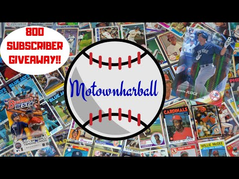 MOTOWNHARDBALL'S 800 SUBSCRIBER GIVEAWAY!! (ENRTY INFO)