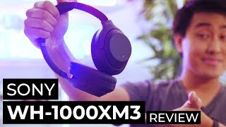 The BEST Noise Cancelling Headphones! | Sony WH-1000XM3 | Trusted Reviews