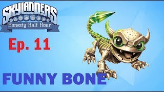 FUNNY BONE | Skylander Honesty Half Hour w/Crash - Ep. 11