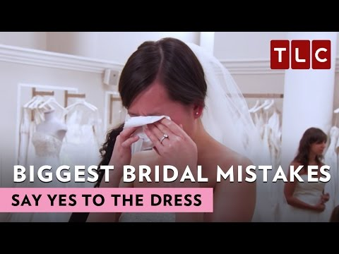 Top 10 Biggest Bridal Mistakes | SAY YES TO THE DRESS: RANDY KNOWS BEST