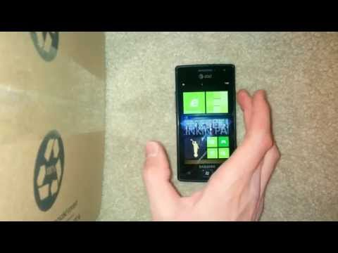 Samsung Omnia W / Focus Flash - Revisited 2015 - Windows Phone 7.8
