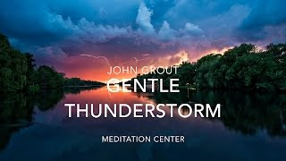 Nature Sounds Relaxing Nature Sound Of Gentle Thunderstorm No Music