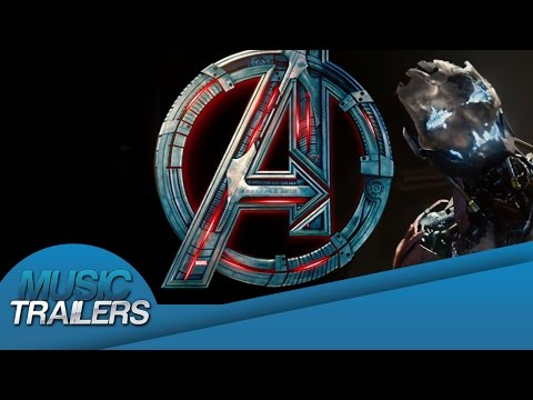 Music - Trailers - Avengers: Age of Ultron - Music #2 - Superhuman - Wreckage - HD