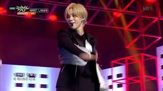 뮤직뱅크 Music Bank Want 태민 Taemin 20190215