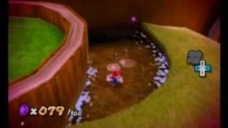 Super Mario Galaxy - Purple Coins - Honeyhive Galaxy