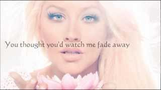 Watch Christina Aguilera Army Of Me video