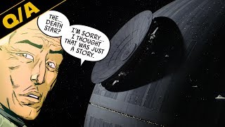 Did the Galaxy Know About the Death Star? - Star Wars Explained Weekly QA