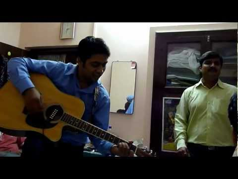 Aadat(Jal Version) By Shyam Ankur & Shankha Jamming session