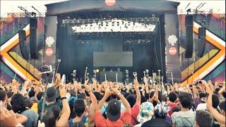Skrillex Video - Skrillex Best Moments - Lollapalooza Chile 2015 (FULL HD)