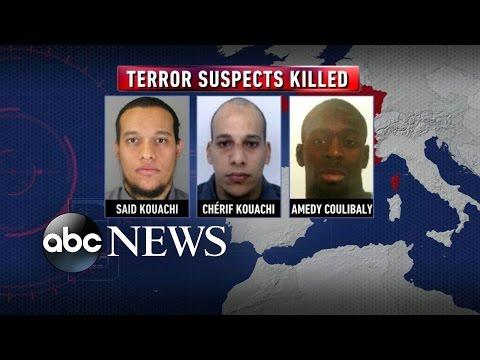 France Hostage Standoff Video: 3 Suspects Dead in Dual Hostage Standoffs in Paris