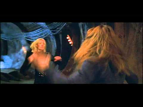 Jaime King & Victoria Smurfit - Fight Scene