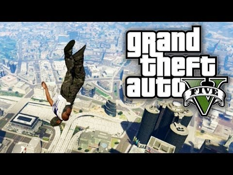 GTA 5 BOUNTY HUNTERS #29 - ASSASSIN'S CREED STYLE! (GTA V Online)