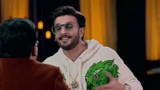 Ranveer Singh Rapping Mere Gully Mein By Naezy