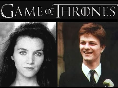 Game of Thrones - Cast's Past / Youth / Funny [FULL HD]