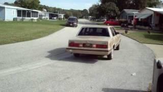 Love Machine - 1984 Dodge Aries test drive