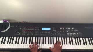 Oriki by Tim Godfrey (piano cover)