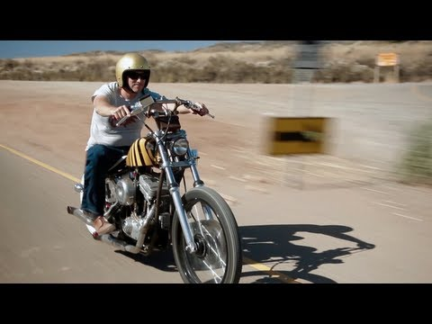 The Born Free Show - RideApart