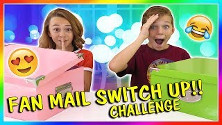 FAN MAIL SWITCH UP | We Are The Davises
