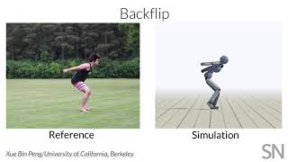 Virtual characters watch online videos to learn stunts | Science News
