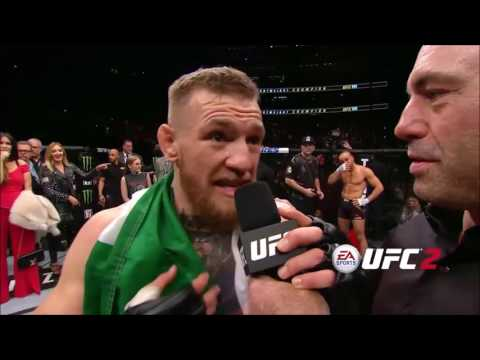 """Conor McGregor - """"I want to take this chance to apologize..."""""""