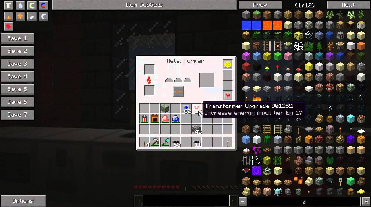 Скачать моды на Майнкрафт 1.8 Индастриал Крафт 2 Экспериментал