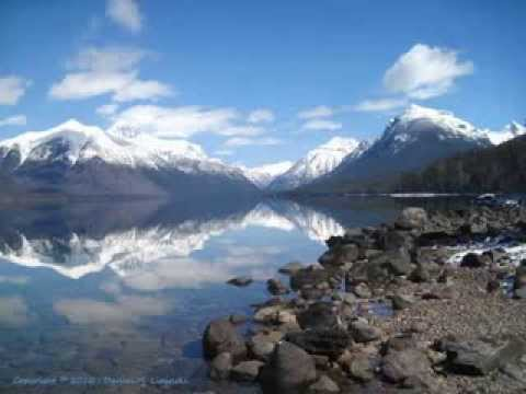 A Day at the Ranch (Not) - Glacier National Park: Lake McDonald & Going to the Sun Road