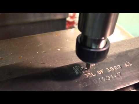 Engraving Guns uk Cnc Engraving my F/a Tommy Gun