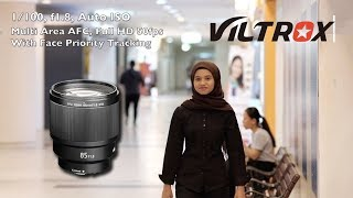 Viltrox AF 85mm f1.8 STM X-mount for Fuji - Auto focus & quality review