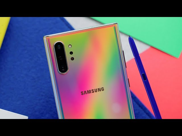 Samsung Galaxy Note 10 Review The Favorite Child!