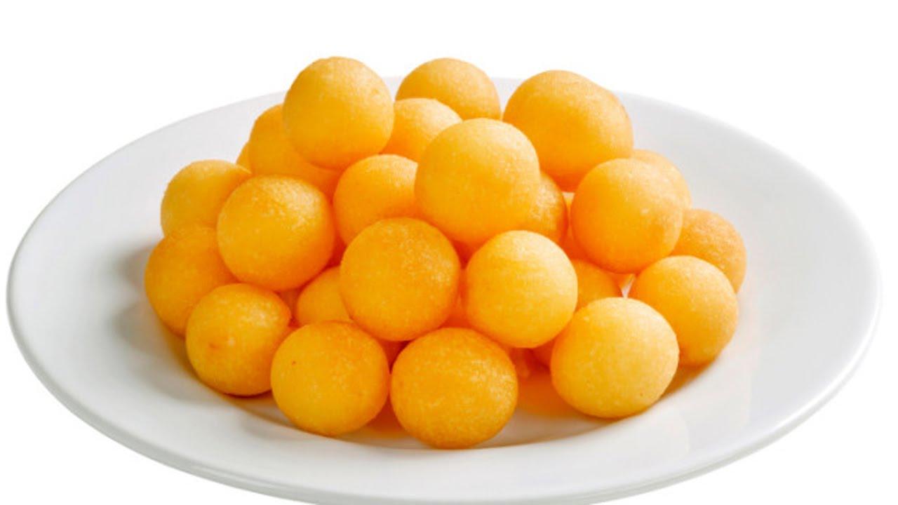 Сырные шарики своими руками