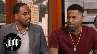 Stephen Jackson and Amin Elhassan debate Thunder's ranking in Western Conference | The Jump | ESPN