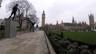 Big Ben ve Buckingham Palace