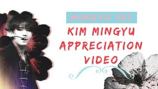 SEVENTEEN Mingyu 101 ? Kim Mingyu Appreciation Video