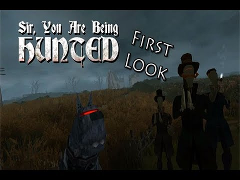 Sir, You Are Being Hunted – First Look