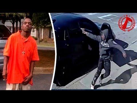 НАРКОМАН ЗОМБИ с ножом,  нападение психа на полицейского.