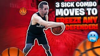 3 SICK Combo Moves to FREEZE Any Defender: Basketball Scoring Tips