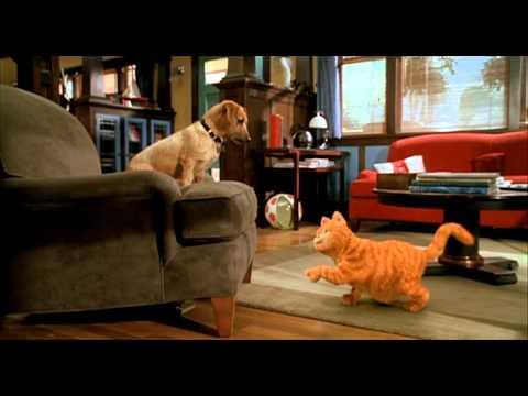 Acquista questo titolo in Blu-ray o DVD su Amazon.it http://bit.ly/J9yMiF Garfield non può credere ai suoi occhi quando Jon porta a casa un altro cucciolo! Chi comanderà in casa -- il cane...