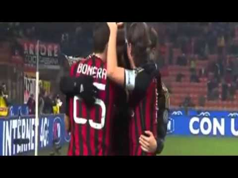 AC Milan vs AS Roma 2-2 | All Goals & Highlights HD
