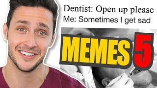 Doctor Reacts to: ABSURD MEDICAL MEMES EP. 5