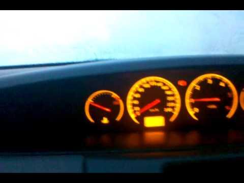 Nissan Primera 1.9 dCi Cold Start