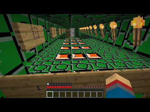 Minecraft SUPER MARIO BROS Adventure Map! Part 1