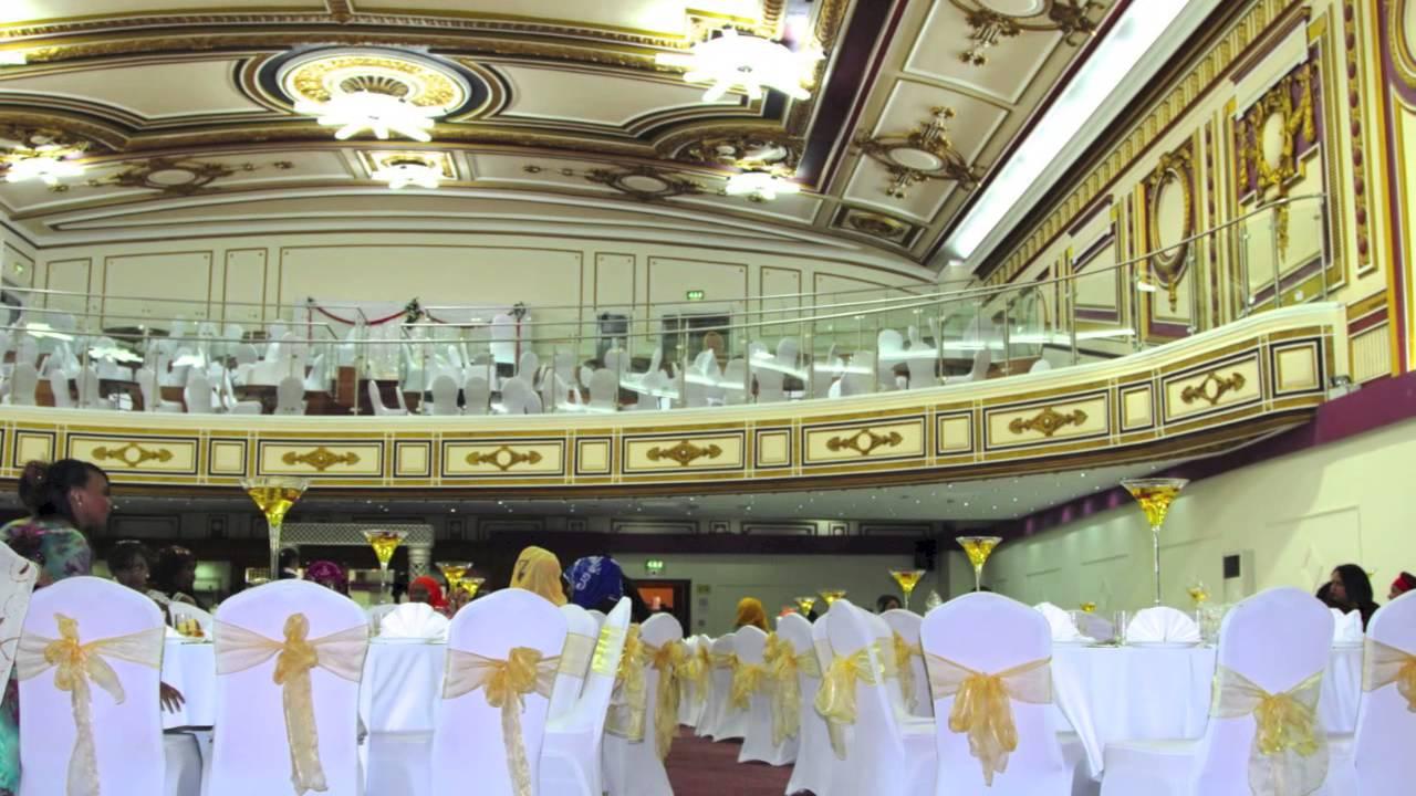 The Royal Regency Manor Park London Wedding Reception
