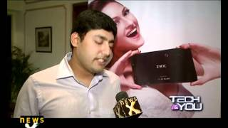 Tech and You_ Zync launches Z-999 Plus tablet - NewsX