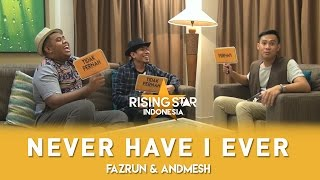 download lagu Never Have I Ever With Fazrun & Andmesh  gratis